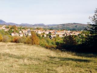 Nadaillat & le Puy de Dôme