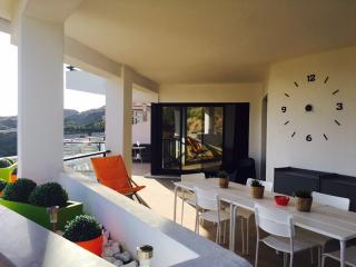 Modern, contemporary sea view 2 bed apartment., La Cala de Mijas