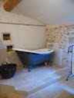Baignoire grande salle de bain