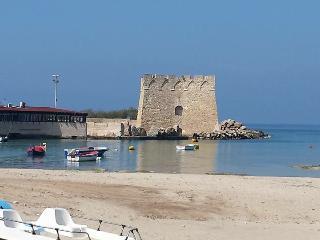 Torre Santa Sabina 20 mt dal mare
