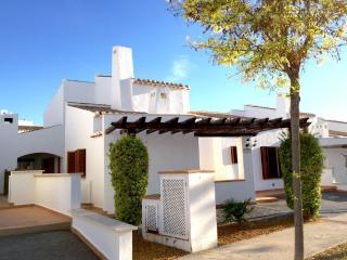 Eco-Villa de lujo en El Valle piscina w, Murcia