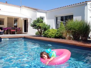 La sirène - villa proche mer - piscine et sauna