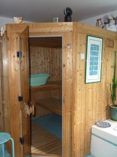 Sauna 4 places