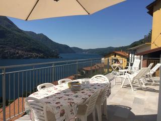Lake Como, Nice house, amazing view