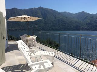 Lake Como, Nice house, amazing view