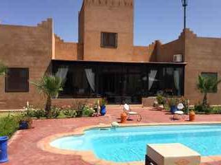 Villa piscine privé siroco, Marrakech