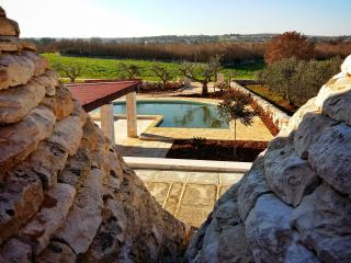 Nice villa trullo with swimming pool (gelsomino)