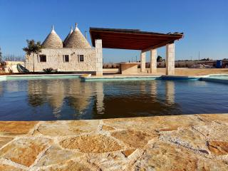 Nice villa trullo with swimming pool (magnolia)