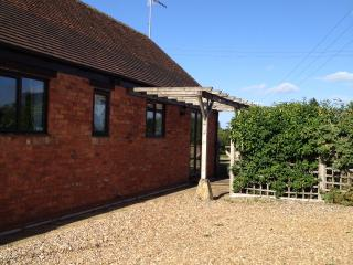 Cottage in a private setting, Shipston-on-Stour