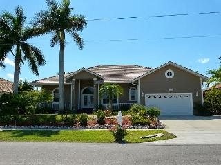 Inviting waterfront home w/ pool, hot tub, & short walk to Tigertail Beach