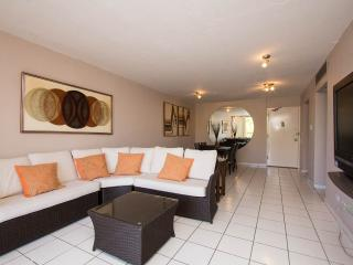 3 bedroom suite, Beach Front at ESJ Azul Hotel, Isla Verde