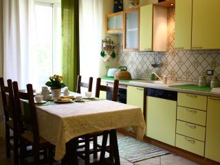 Taormina center apartments - Green