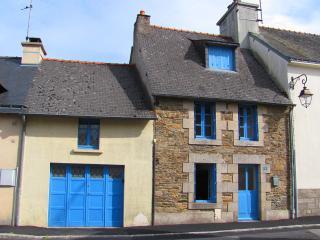 Maison Bleue Josselin