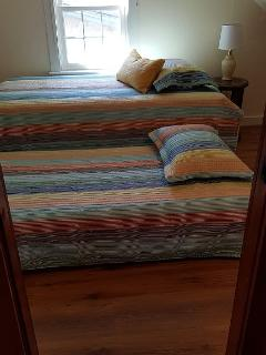 Bedroom 3, double bed option