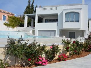 Porto Heli  - Gv - The Cristallo Villa with pool and seaviews in  ultra modern style, Kosta
