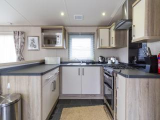 Ref 80021 Oceanview at Hopton Haven  8 berth stunning with a Seaview and Decking