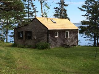 CABIN ON PRESSEY COVE - Deer Isle, Sunset