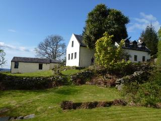 A beautiful farmhouse on the Isle of Arran, Pirnmill
