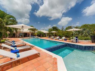 Heated Pool and a Beautiful Ocean View Villa, Sint Maarten