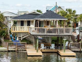 Charming Canal House with Private Dock