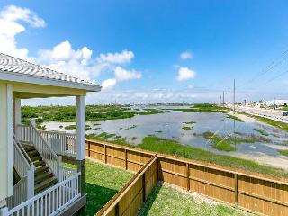 Port Aransas Paradise – Brand New Home with Wetland Views