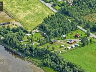 Holmset Camping & Fishing, Namdalseid