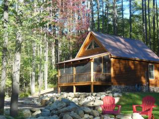 RUBY HILL CABINS ON LAKE ALGONQUIN, Wells