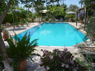 Jiannis Villa With Pool, Kalithies