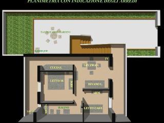 Casa in zona tranquilla e ingresso indipendente