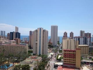 Apartamento Benidorm buenas vistas cerca playa