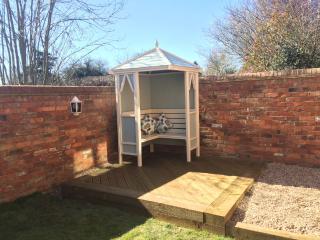 Private garden to rear