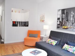 Amazing light, Modern, newly renovated, 1BR, New York City