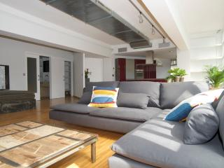 Stylish Loft close to the beach, Barcelona