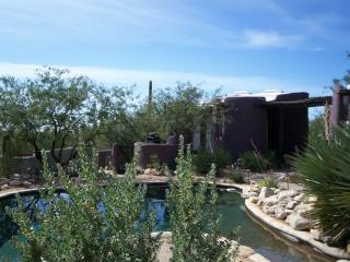 Desert Moon Retreat Guest Casita