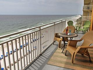 New Listing! Inviting 3BR Panama City Beach Condo w/Private Patio and Breathtaking Gulf Views - Located in Oceanfront Splash! Resort w/Access to Incredible Amenities