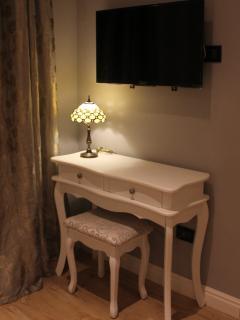Romantique room at the BnB Fine Venice