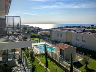 FamilyFriendly Appartment near Nice's Wine Area