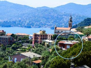 Villino splendida vista mare tra Chiavari e Zoagli