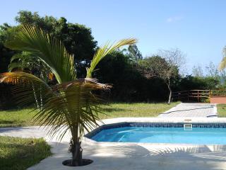 Private pool, garden, varanda and ocean view