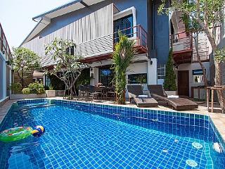 Phusadee Villa – 4+1 Beds, Pattaya