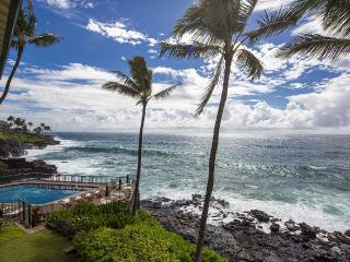 As close to the ocean as you can get!, Poipu