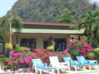 Villa Overlooking The Pool,   Ao Nang Beach, Krabi