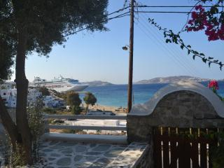 Unique Beachfront Apartment, Agios Stefanos