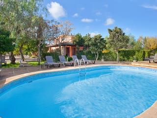 Beautiful Majorcan country house, garden and pool., Consell