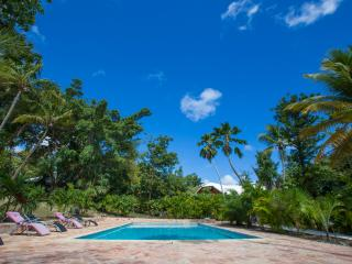 Beautiful Villa with Private Pool & Garden, Saint Francois