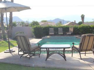 Estate overlooking Desert Fest, Indio