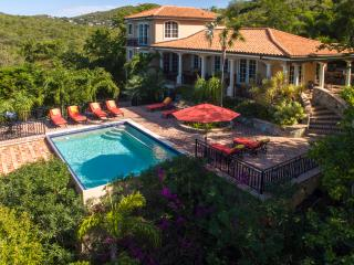Villa South Palm 4 bedroom 4.5 bath, Virgin Islands National Park