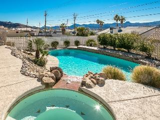 4bed/3bath home w/ breathtaking Pool & Jacuzzi, Lake Havasu City
