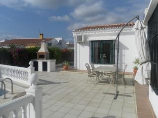 Casa Julian, 1 level, 3 bed , 3 bath villa, Alcaucin