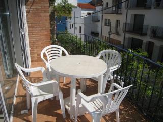 Bonito Apartamento a 1 min. a pie a la playa, Calella de Palafrugell